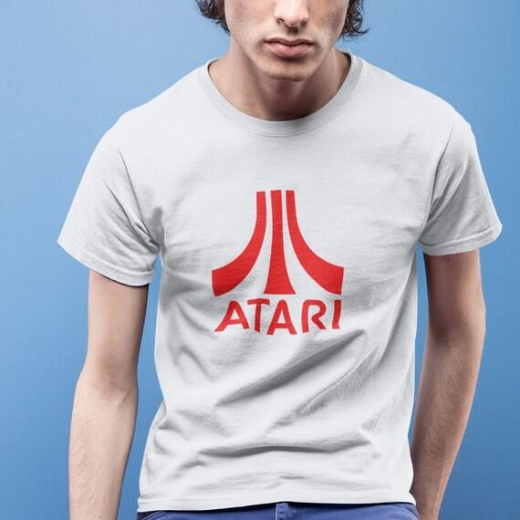 Atari Logo T-shirt Unisex