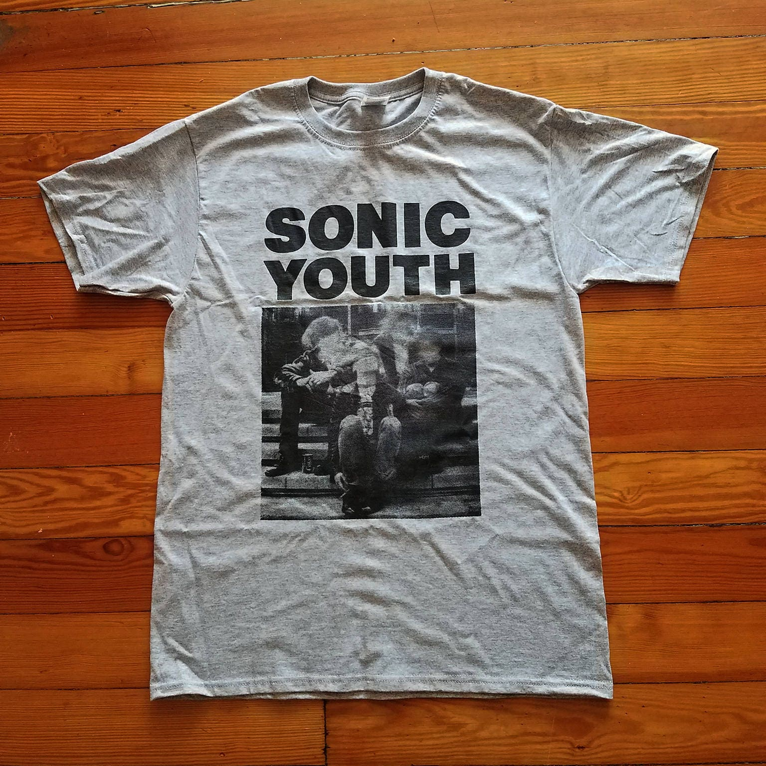 830cac46 Sonic Youth Band Shirts - DREAMWORKS