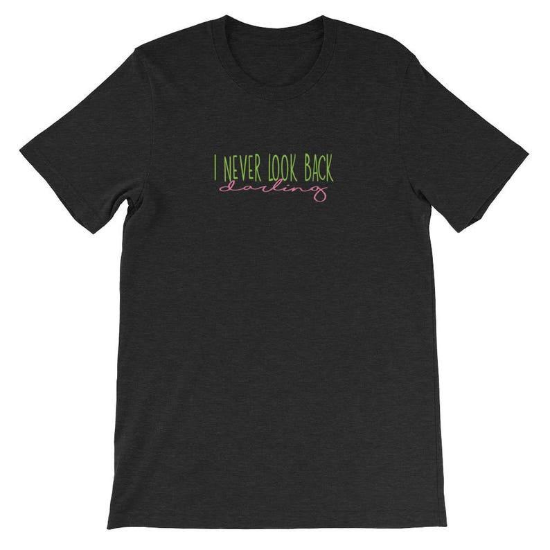 2d64f990 I Never Look Back Darling Edna Mode Incredibles Shirt Fun | Etsy