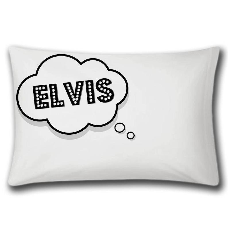 Träumen Sie Von Elvis Presley Kissen Fall N Etsy