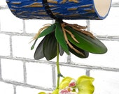 Designer Hanging Orchid Pots Handmade Orchid Pot Flower Pot Flowers Upside Down Slot for planting 15mm (0.6 quot )