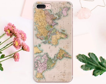 World map phone case etsy world map iphone 8 case se phone cover iphone x phone iphone case 6 plus iphone case phone iphone 6s iphone 7 plus case iphone phone ca1022 gumiabroncs Images