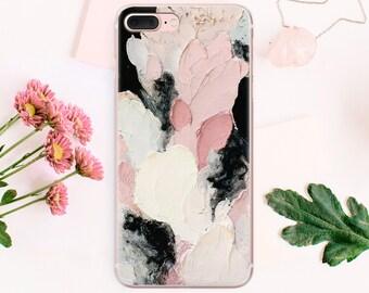Oil Paint Phone Case iPhone 7 Case iPhone 8 Plus Case iPhone SE Case iPhone X Case Samsung Galaxy S9 Plus Case Google Pixel 2 XL Case CA1051