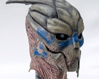 Garrus Vakarian Mask - Mass effect 3 - Made to order, shipping worldwide!