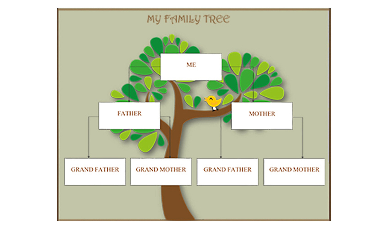 family tree ancestry chart genealogy chart family descendants