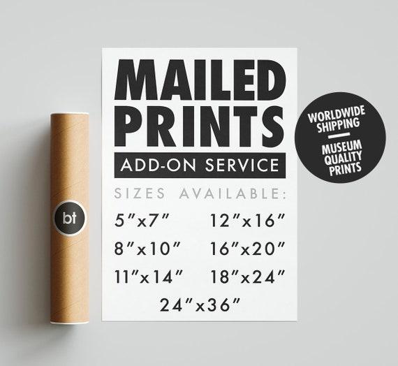 Add-On PRINT Service