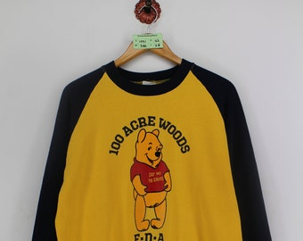 Personalised family sweater winnie the pooh sweater winnie the pooh family outfits customized family sweater sweater cute family outfit 182