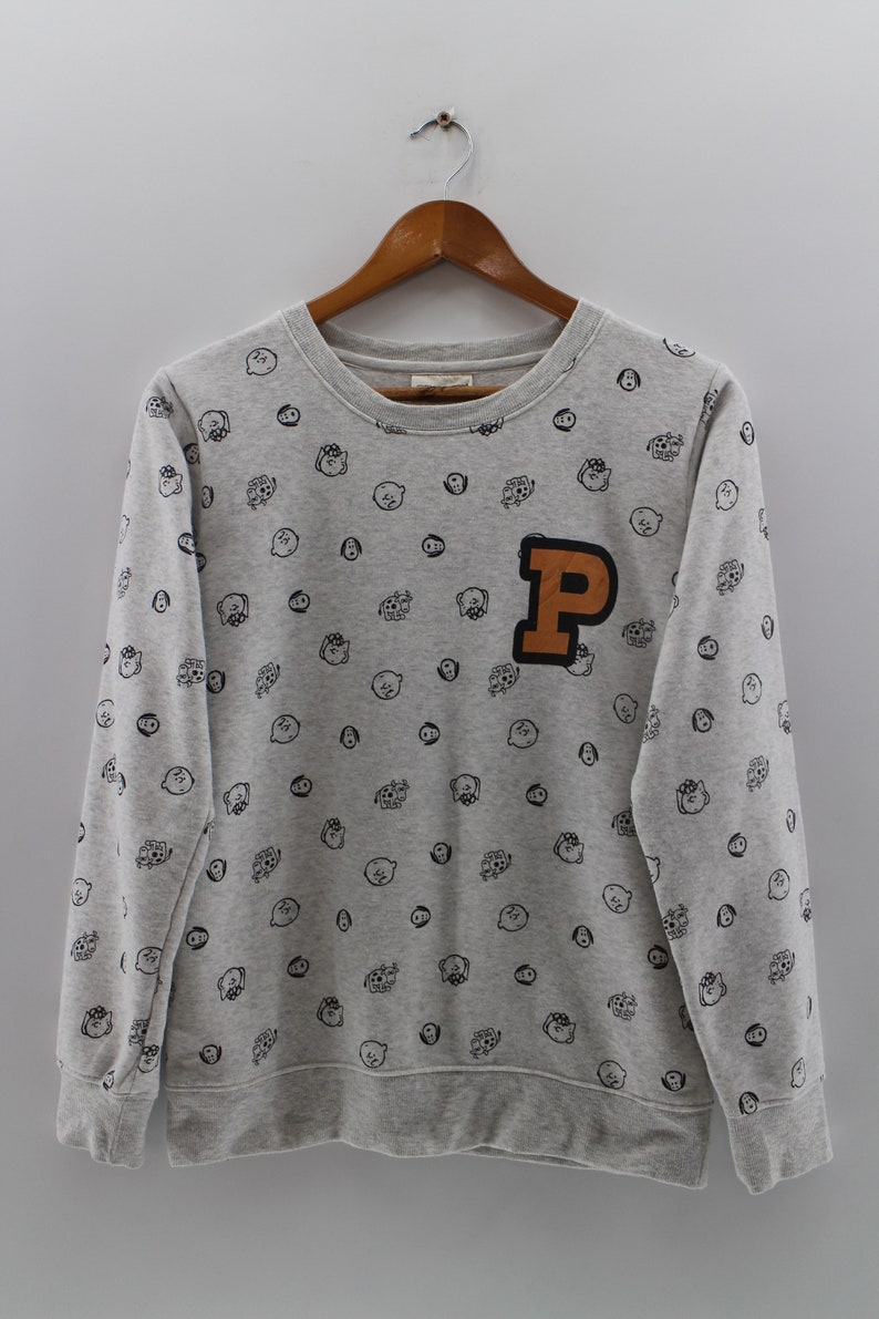 e84321e2 SNOOPY PEANUTS Pullover Sweatshirt Medium Unisex Snoopy | Etsy