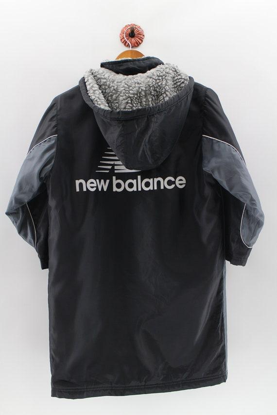 NEW BALANCE Long Jacket Unisex Medium