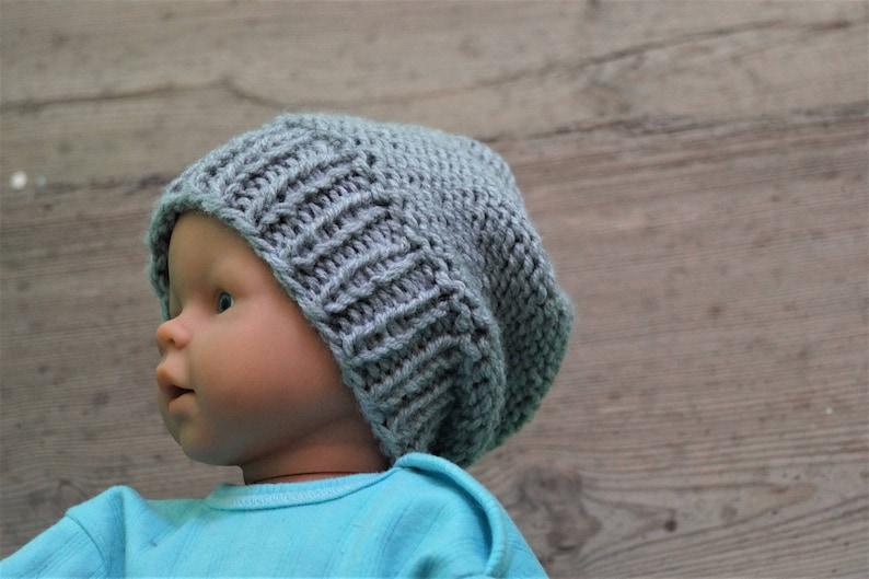 29f8a75811c Newborn slouchy Hat Beanie boy Slouchy Beanie chunky hat