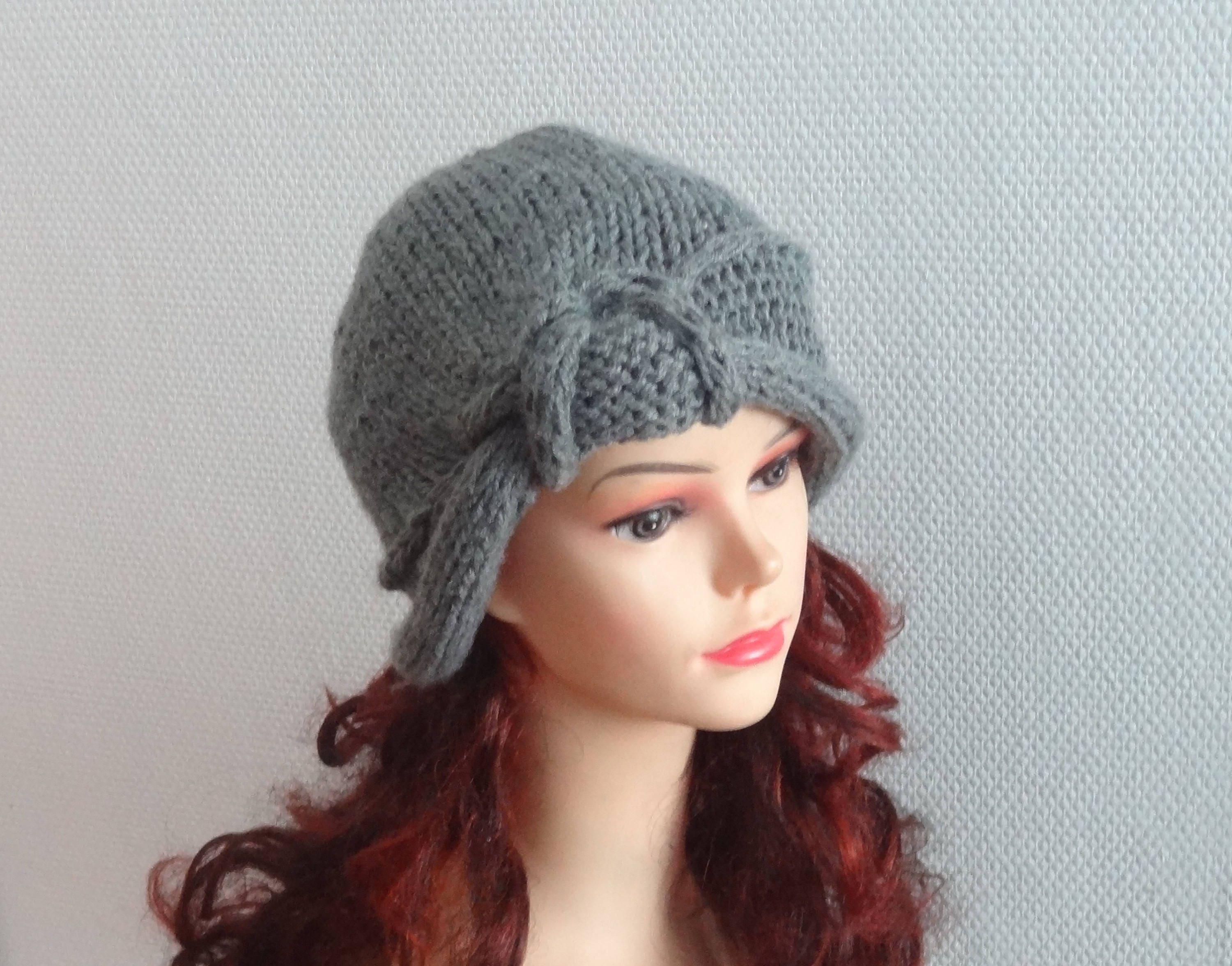 Womens Hats Chemo hat winter hat Gift for her turban Hat  ea7bd41b887