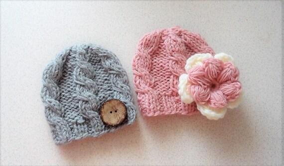 newborn hat baby hat newborn hospital hat toddler twins  aa1a39f59a3f