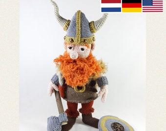 New Pattern: Knit Vikings! | NeedleNoodles: Crochet Patterns, Knit ... | 270x340