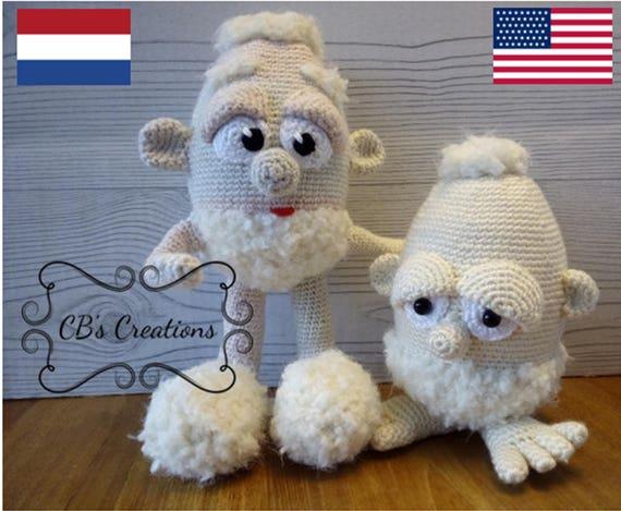 Crazy Eggs Gekke Eitjes Crochet Pattern Egg Haakpatroon Etsy