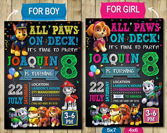graphic regarding Paw Patrol Invitations Printable known as Paw Patrol Invitation, Paw Patrol Invite, Paw Patrol Birthday, Paw Patrol Bash, Paw Patrol Printable, Paw Patrol Card, Electronic Invitation