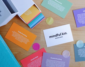 Mindfulness-based activities for young children and the whole family.