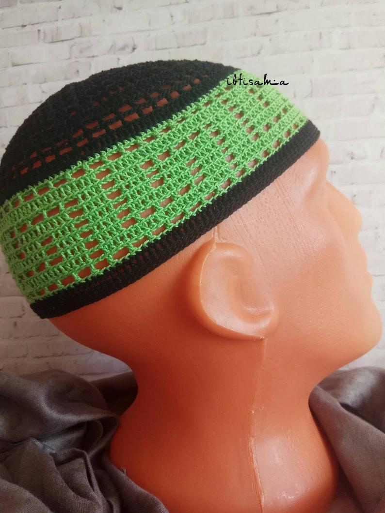 991a20ecf291d Kufi hat Caps Muslim prayer cap Cotton kufi cap African hat