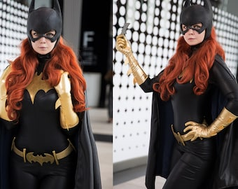 Batgirl full comics cosplay Halloween costume : batwoman costume accessories  - Germanpascual.Com