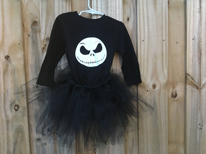 Jack TUTU Halloween Costume/ Nightmare Before Christmas | Etsy