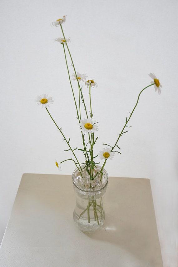 KnittingCrochet Holder PencilPen Holder Vingage Flower Arranging Flower Frog