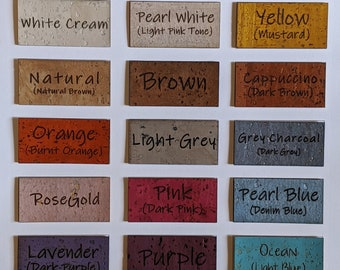 Customize your own Washable CORK Tags, ID Label, Sew on Tags, Knitting Crochet clothing labels, Cork, Vegan, Natural, Rivet, Chicago Screws