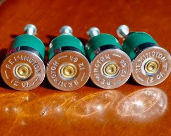 SIX GUN SHOOTER WESTERN HOME DECOR CERAMIC KITCHEN DRAWER DOOR BRASS HANDLE PULL