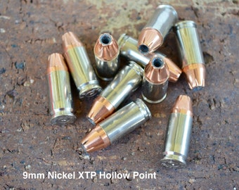Bullet Jewelry Supplies  357 Magnum set of 10 rounds Dummy