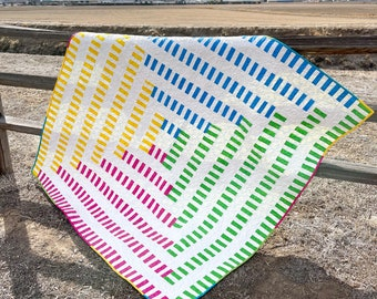 Hum A Few Bars Quilt Pattern-PDF ONLY
