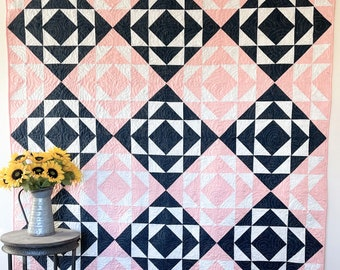 Launch Party Quilt Pattern - PDF ONLY