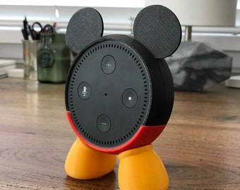 99c31af2aec7 Amazon Echo Dot - Mickey Mouse inspired accessory (Sized for 2nd generation  Amazon Dot)