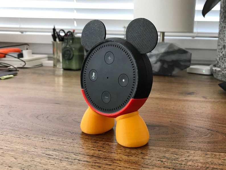 d2797c4d80 Amazon Echo Dot Mickey Mouse inspired accessory Sized for