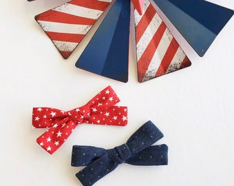 PATRIOTIC Small Bows