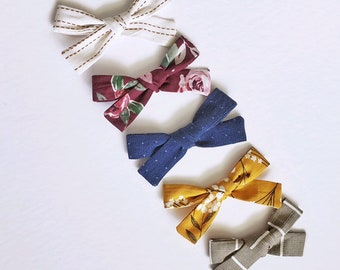 FALL LINE- Small Bows