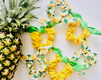 PINEAPPLE INFERTILITY SCRUNCHIES