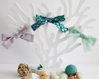 MERMAID Large Bows