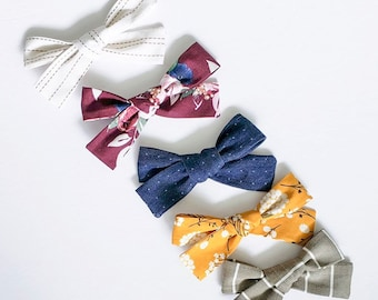 FALL LINE- Large Bows