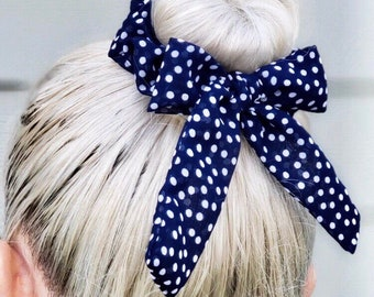 THE NAVY POLKA DOT