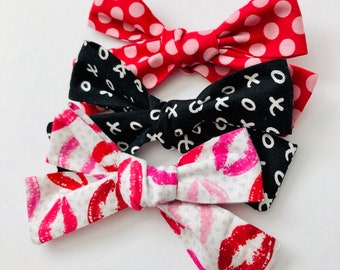 BE MINE- Large Bows