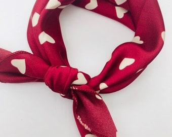 MINNIE LINE- Scarf Tie & Scarf Pon
