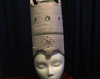 Glinda Wizard of Oz crown hat