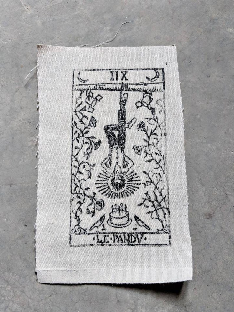 Nick Cave as the Hanged Man Patch image 0
