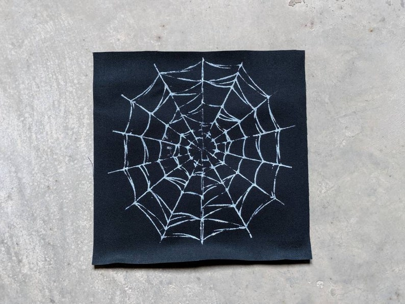 Spider Web Patch image 0