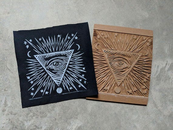 Eye of Providence Patch