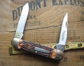 Remington usa knife | Etsy