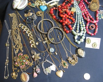 pound plus crafting wear repair lot, salvage lot