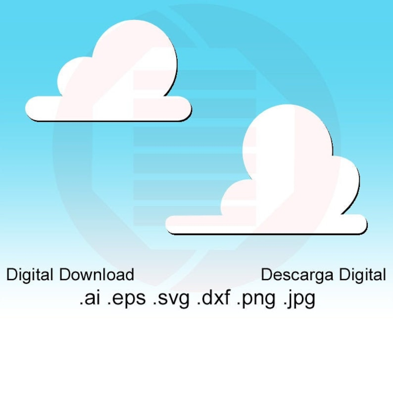 picture about Printable Clouds Cut Out titled Toy tale cloud SVG Disney electronic paper clipart Andys house decor minimize document printable wall artwork decal birthday themed get together electronic obtain