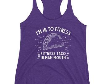 ea5cacb098055f Fitness taco mouth