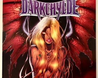 Darkchylde #1 / Avengelyne #2 Flip book  -Free Shipping
