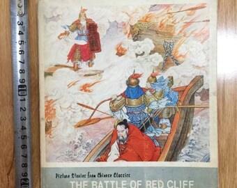 Chinese Vintage Exercise BookArtDecorationGuarantee oldGuarantee authentic