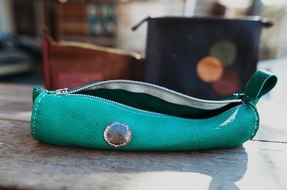 Pencil Case - Turquoise